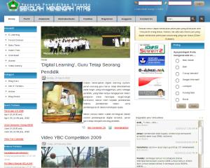 Review Website SMA YPS Soroako (part 1)